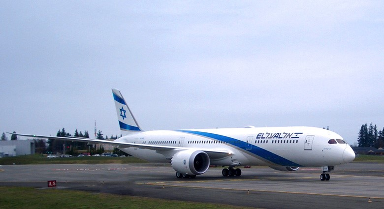 AerCap delivers the first of four new Boeing 787-9 Dreamliner on long-term lease to EL AL Israel Airlines